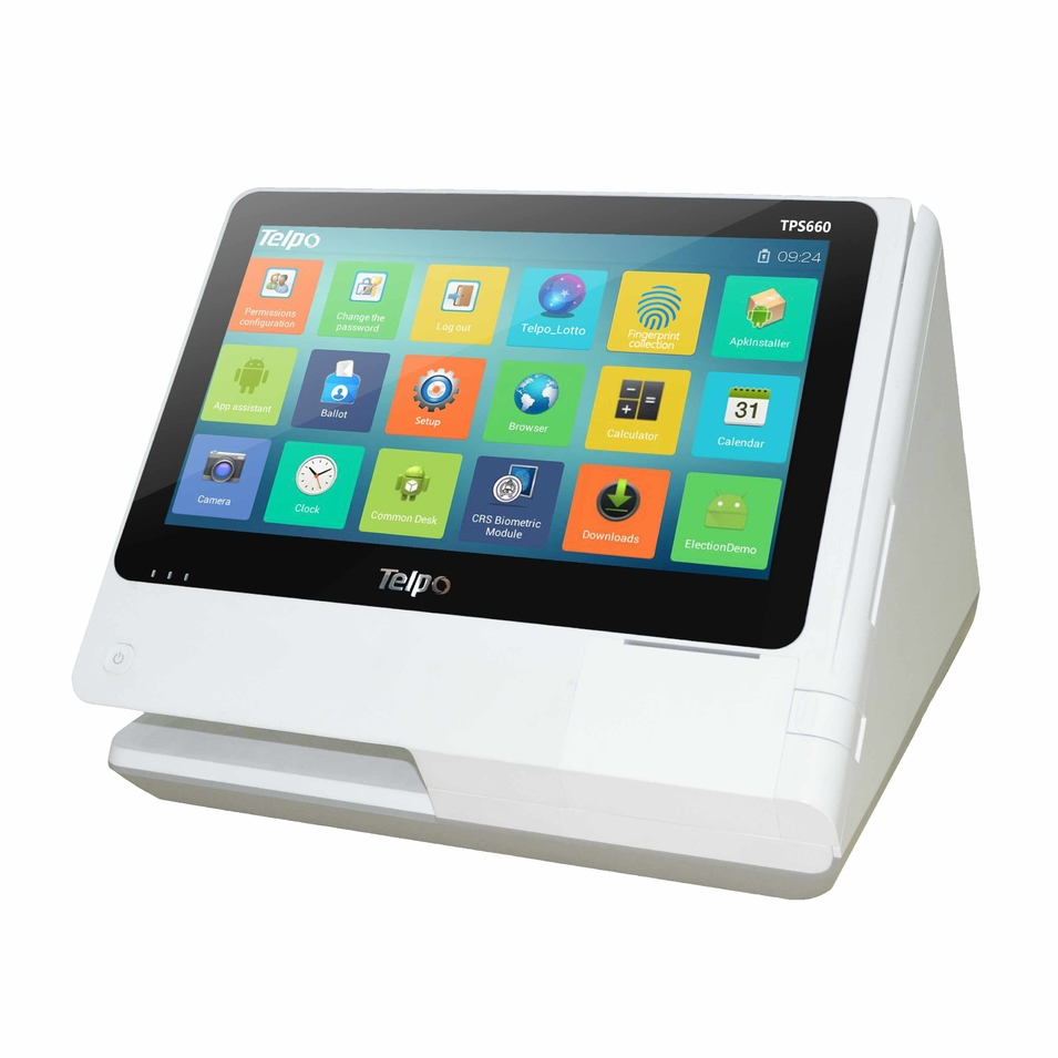 Find Smart All In One Commercial Cash Register With
